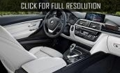 2016 Bmw 3 Series interior #4