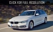 2016 Bmw 3 Series wagon #2
