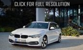 2016 Bmw 3 Series wagon #3