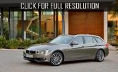 2016 Bmw 3 Series wagon #4