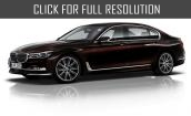 2016 Bmw 7 Series coupe #2