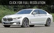 2016 Bmw 7 Series coupe #3