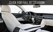 2016 Bmw 7 Series interior #2