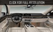 2016 Bmw 7 Series interior #4