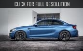 2016 BMW M2 Coupe - sports coupe, interior, exterior, price, release date