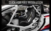 2016 Bmw M6 Gt3 interior #3