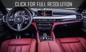 2016 Bmw X5 M interior #1