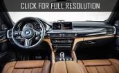 2016 Bmw X5 M interior #2