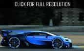 2016 Bugatti Vision Gran Turismo - concept, monster engine