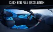 2016 Bugatti Vision Gran Turismo interior #1