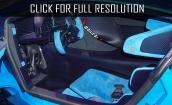 2016 Bugatti Vision Gran Turismo interior #2