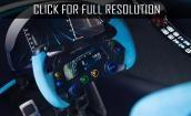 2016 Bugatti Vision Gran Turismo interior #4