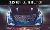 2016 Cadillac CTS-V - aggressive design, high-tech interior, powerful v-8 engine, price