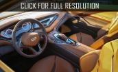 2016 Cadillac Cts V interior #1