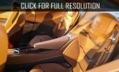 2016 Cadillac Cts V interior #2