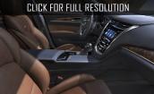 2016 Cadillac Cts V interior #3