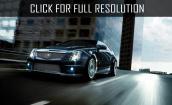 2016 Cadillac Cts V sedan #1