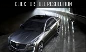 2016 Cadillac Cts V sedan #2
