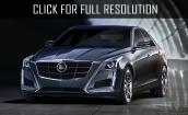 2016 Cadillac Cts V sedan #3
