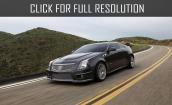2016 Cadillac Cts V sedan #4