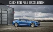 2016 Chevrolet Camaro - performance, technology, design and more