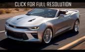2016 Chevrolet Camaro Ss convertible #3