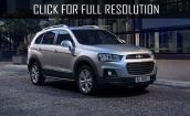 2016 Chevrolet Captiva - changes, design, exterior, interior