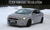 2016 Chevrolet Cruze coupe #3