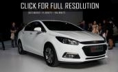 2016 Chevrolet Cruze hatchback #3