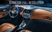 2016 Chevrolet Cruze interior #1