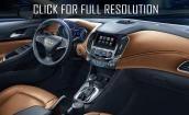 2016 Chevrolet Cruze interior #4