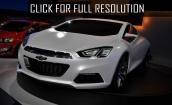 2016 Chevrolet Cruze ss #4