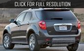 2016 Chevrolet Equinox - redesigned exterior and Interior, new engines, price
