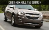 2016 Chevrolet Equinox refresh #1