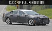 2016 Chevrolet Malibu - spy photos, concept, release date