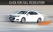 2016 Chevrolet Malibu Without camouflage #1