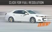 2016 Chevrolet Malibu Without camouflage #2