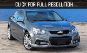 2016 Chevrolet SS - changes, specs, video