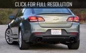 2016 Chevrolet Ss sedan #3