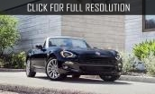 2016 Fiat 124 Spider - design, interior, specs, video