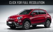 2016 Fiat 500X - design, interior, technical specs