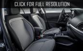 2016 Fiat Tipo interior #3