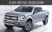2016 Ford Bronco Svt