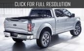 2016 Ford Bronco Svt