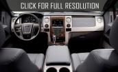 2016 Ford Bronco Svt interior #1