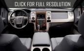 2016 Ford Bronco Svt interior #1