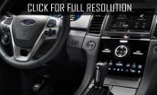 2016 Ford Bronco Svt interior #2