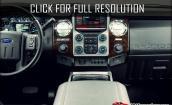 2016 Ford Bronco Svt interior #3