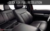 2016 Ford Bronco Svt interior #4