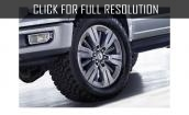 2016 Ford Bronco Svt wheels #1